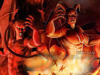 Perbedaan Jin, Syaitan dan Iblis Menurut Al-Qur'an
