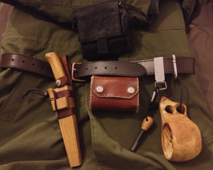 Bush N Blade Bushcraft And Knife Makeing Got Tagged
