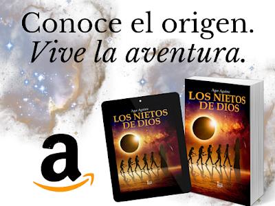 Imagen promocional de Los nietos de Dios, de Ager Aguirre - Cine de Escritor