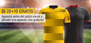 bwin promocion Dortmund vs Frankfurt 11 marzo