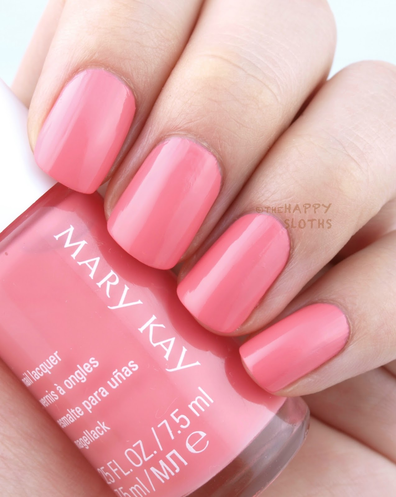 Mary Kay Spring 2016 Into the Garden Collection: Review and Swatches ...
