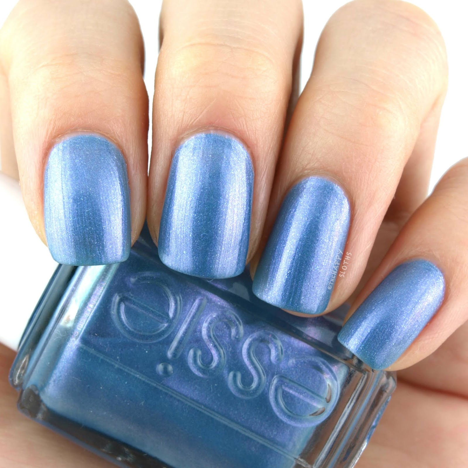 Essie   Winter 2018 Collection   Glow with the Flow: Review and Swatches