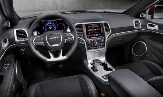 2017 Jeep Grand Cherokee SRT Night