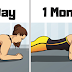 How to lose weight | Tighten Up Your Stomach Abs In Just 21 Days Using the Plank Test!