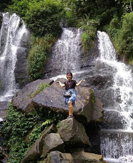 Objek Wisata Pemandian Alam Air Terjun BahBiak Sidamanik