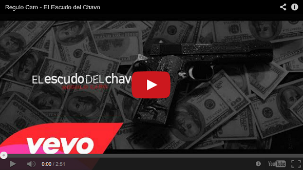 Regulo Caro - El Escudo del Chavo (Video Oficial)