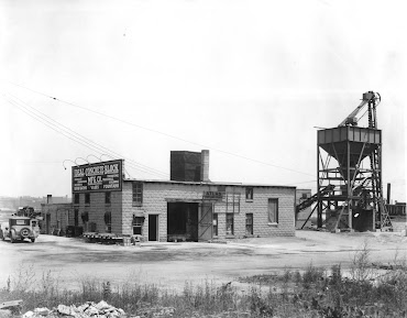 Ideal Concrete Block Manufacturing CO. second location in 1921