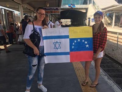 En los últimos años, cientos de judíos venezolanos dejaron su país natal rumbo a Israel. Listas negras, amenazas y falta de libertades, son solo algunas de las razones por las cuales decidieron partir.