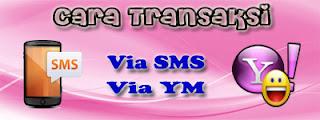 Format Cara Transaksi SMS Telegram di Afia Pulsa Bisnis Pulsa Murah Payment PPOB Lengkap