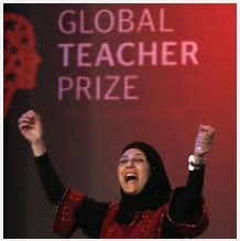 Harapan Guru Terbaik Dunia, Hanan Al Hroub yang Menggetarkan Jiwa