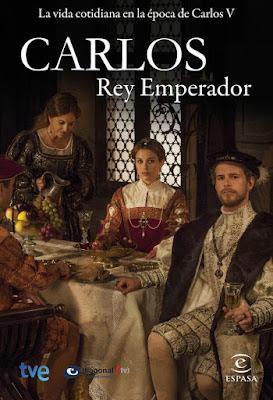 Carlos, Rey Emperador (TV Series) S01 DVD R2 PAL Spanish