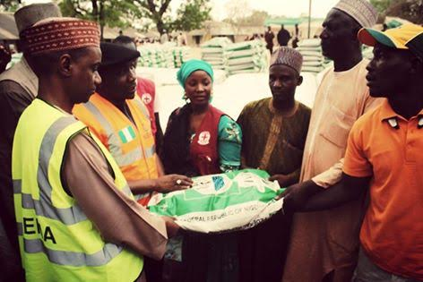Don't sell relief materials, NEMA pleads with IDPs