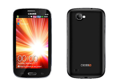 Cross Andromeda A20, Cross,Smartphone