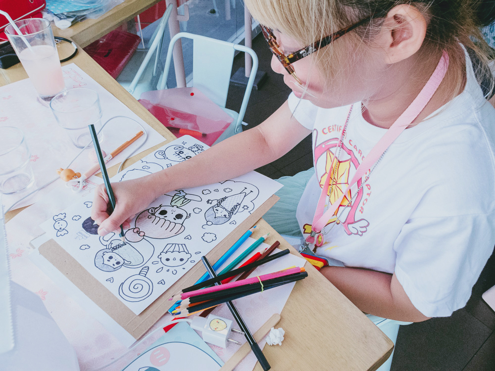 Draw Cute Things with Little Miss Paintbrush | chainyan.co
