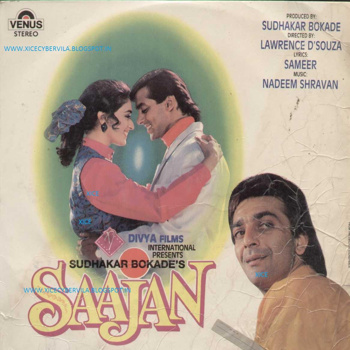 Pehli Pehli Baar Jado Hath Mera Mp3 Download: COLLEGE PROJECTS AND MUSIC JUNCTION: SAAJAN (1991) / OST