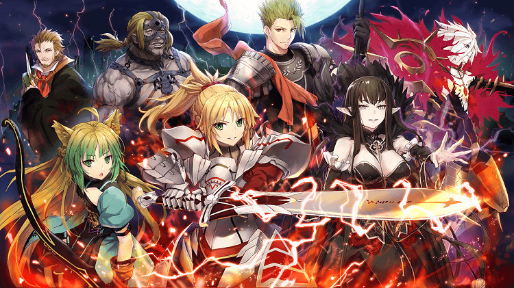 Fate/Apocrypha Batch Episode 01 - 25 Subtitle Indonesia