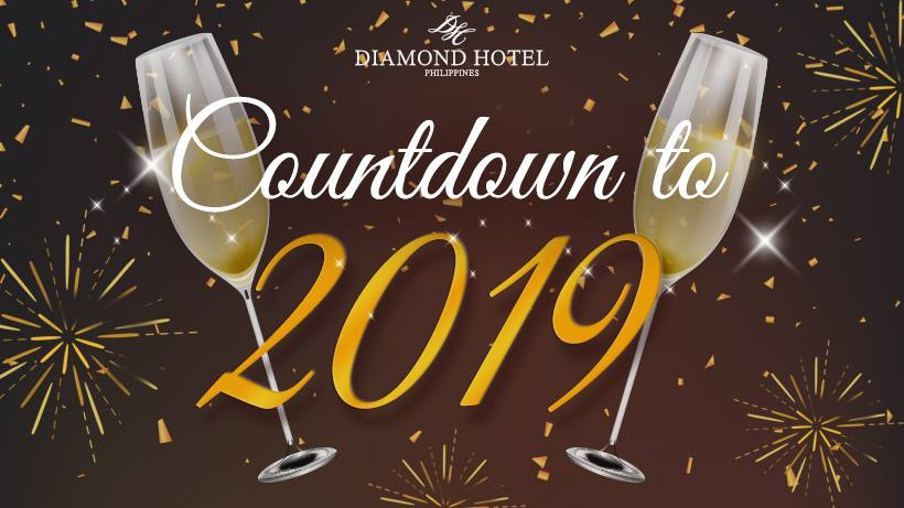 Diamond Hotel Countdown to 2019