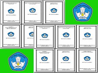 Kumpulan File Administrasi Guru Kelas dan Sekolah Lengkap Langsung Cetak