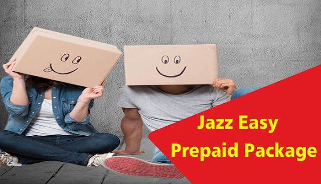 Jazz Easy | Mobilink Jazz Prepaid Packages