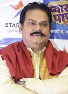 Akhilendra Mishra - Star Cast of Pyaar Ke Papad