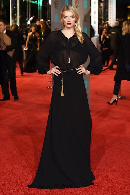 BAFTA 2016, Lily Dolason