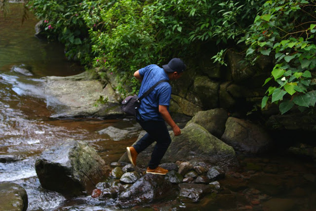 main air di curug nangka