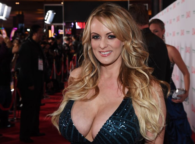 Stormy Daniels Says In Interview She Was Told to 'Leave Trump Alone' in Parking Lot Threat Involving Infant Daughter