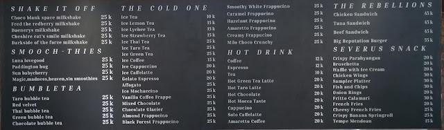 Catniphora Cafe Tempat makan enak di Solo