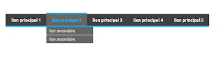 تعلم كيف تنشئ قائمة منسدلة بواسطة CSS و jQuery
