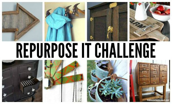 repurpose it challenge diy bloggers