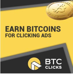earn bitcoin with view ads