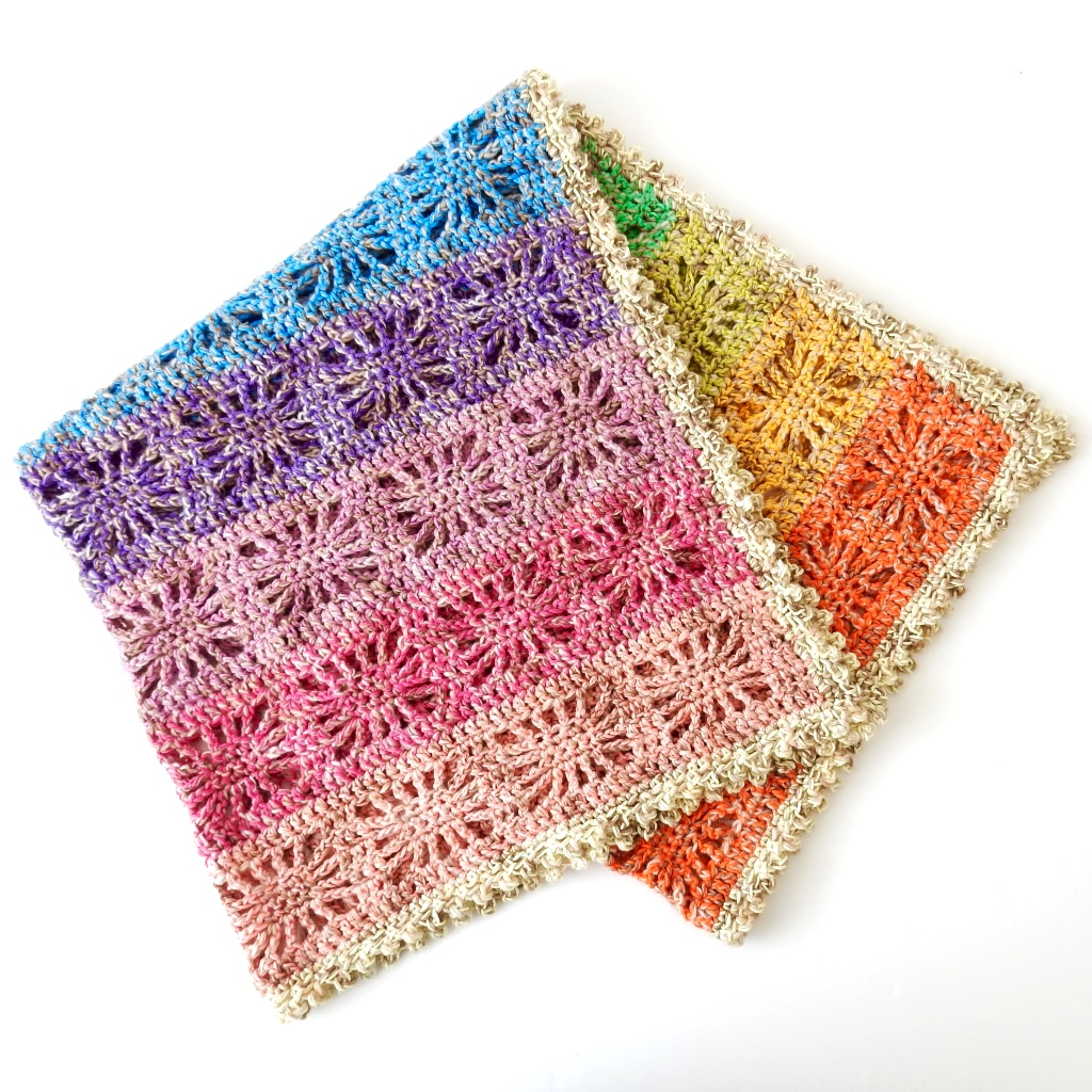 Rainbow Spirit Blanket: Free Crochet Pattern | TheCurioCraftsRoom