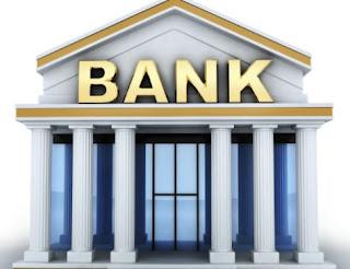 Gambar ilustrasi gedung bank