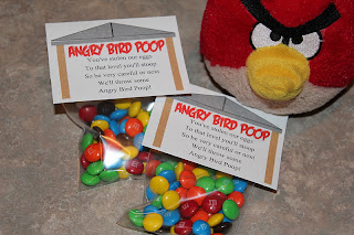 Angry Bird Poop by KandyKreations