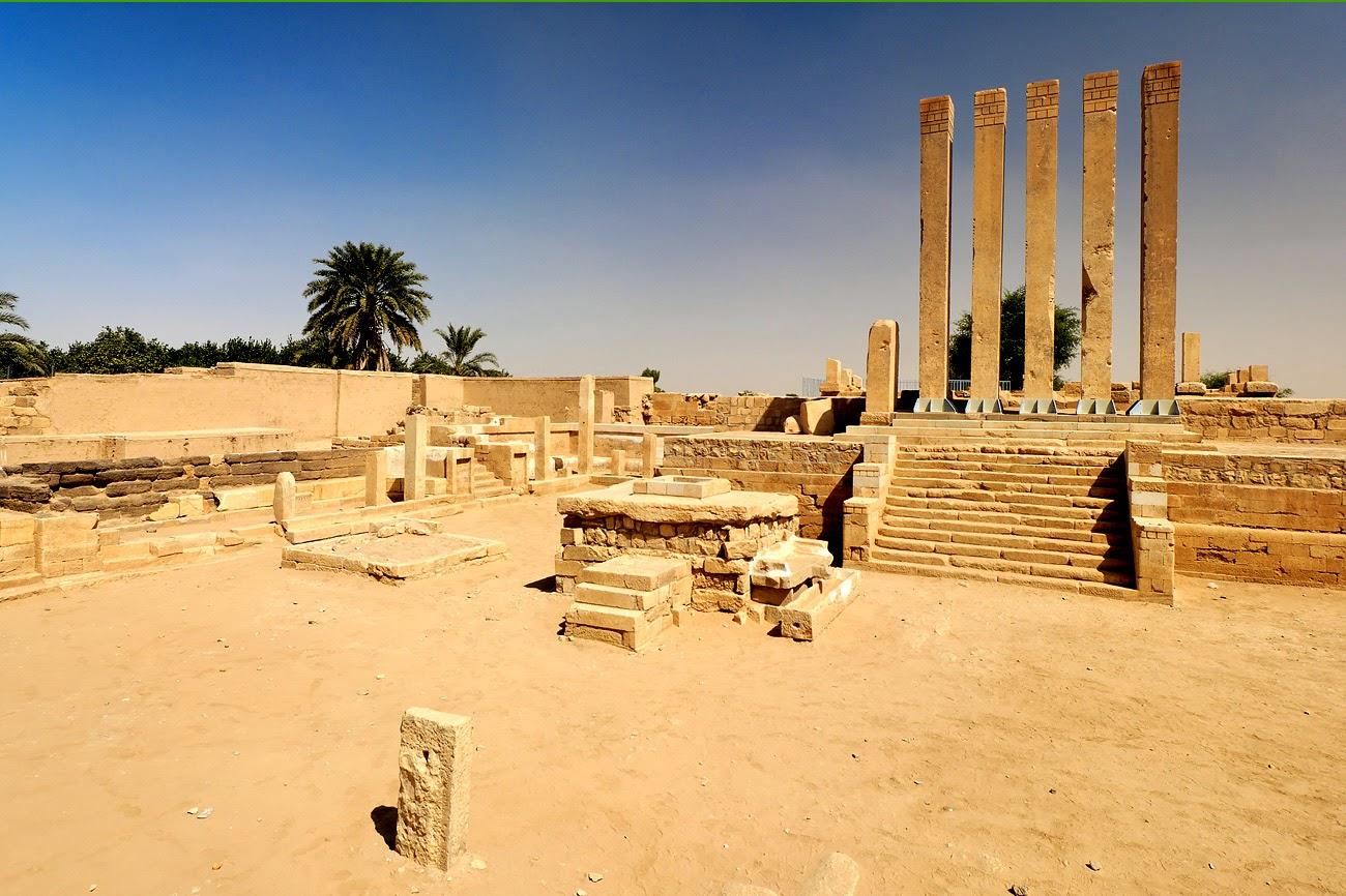 Ruin of Sabaean Kingdom