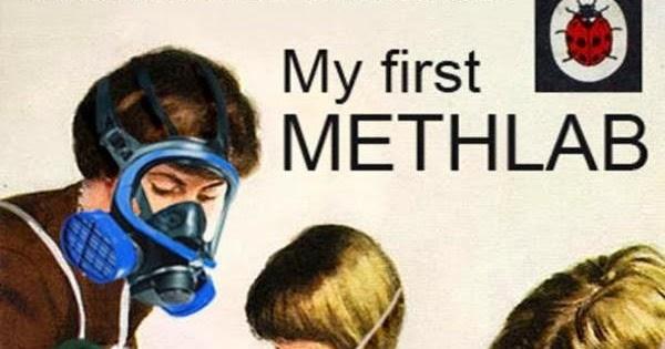 How to identify a meth lab joke