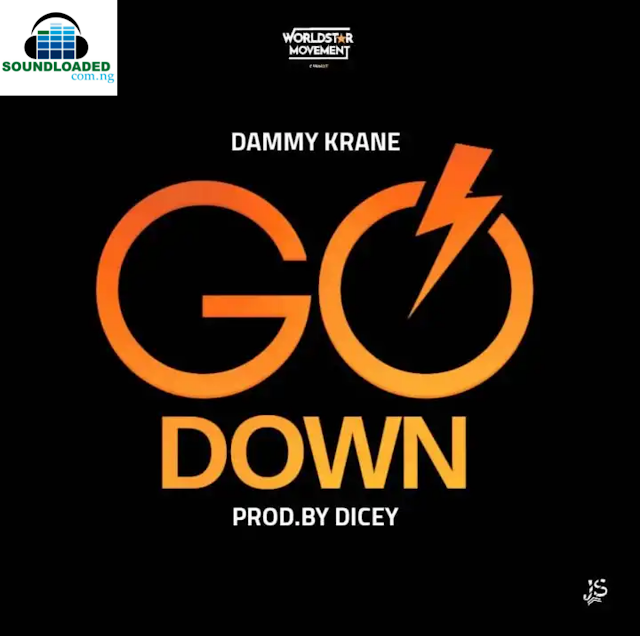 "Most famous for his hit single ""My Dear"", Nigerian singer, composer and performer, Dammy Krane takes it a step higher with the release of this new song titled ""Go Down"" Dammy Krane is back once again with new content as he drops yet another single produced by his usual producer Dicey. He call s this one Go Down.   Go Down is a feel good record which would certainly uplift one when feeling low. This new record is one of the over 40 songs the singer boasted to have recorded this year.  Listen below and share your thoughts in the comment session."