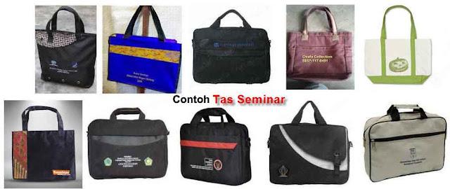 Konveksi pembuatan tas promosi seminar murah di badung bali