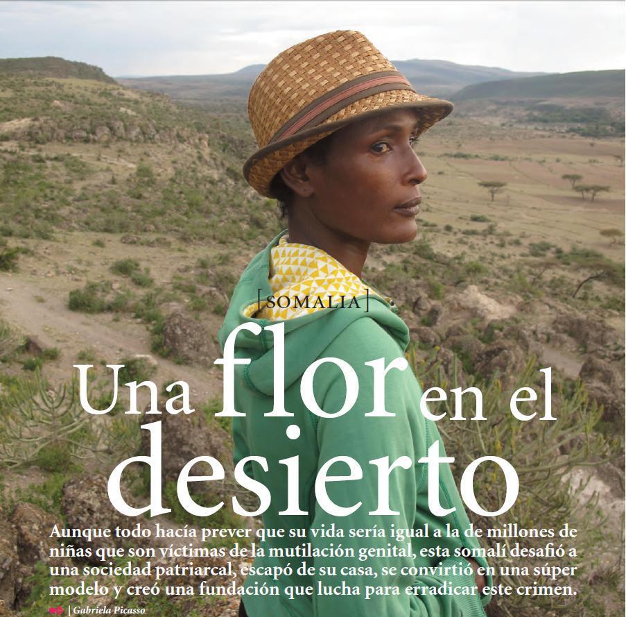 La flor del desierto o la lucha de Waris. | Cinefórum Atrévete, una ...