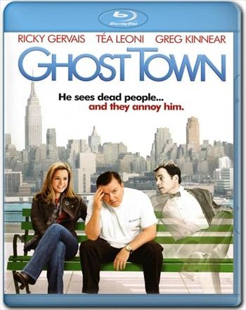 Ghost Town 2008 Dual Audio Hindi 480p BluRay 300mb