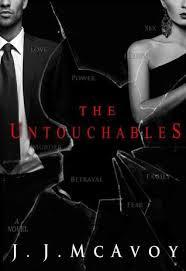[Ainda não chegou no Brasil] The untouchables #2 - J J McAvoy