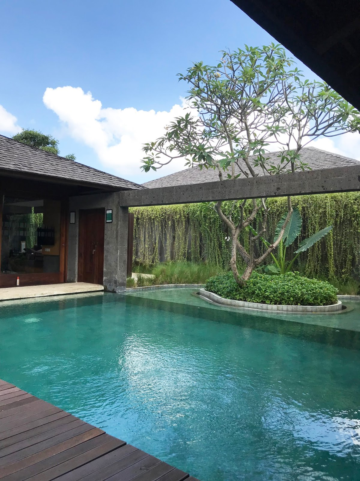 The Santai Pool