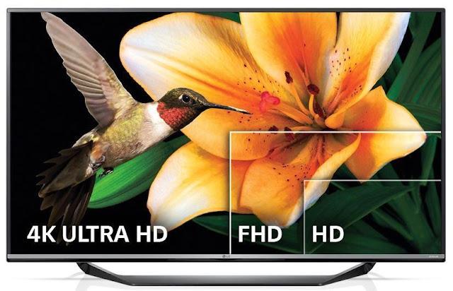 Harga LED TV LG 65UF670T UHD 4K 65 Inch