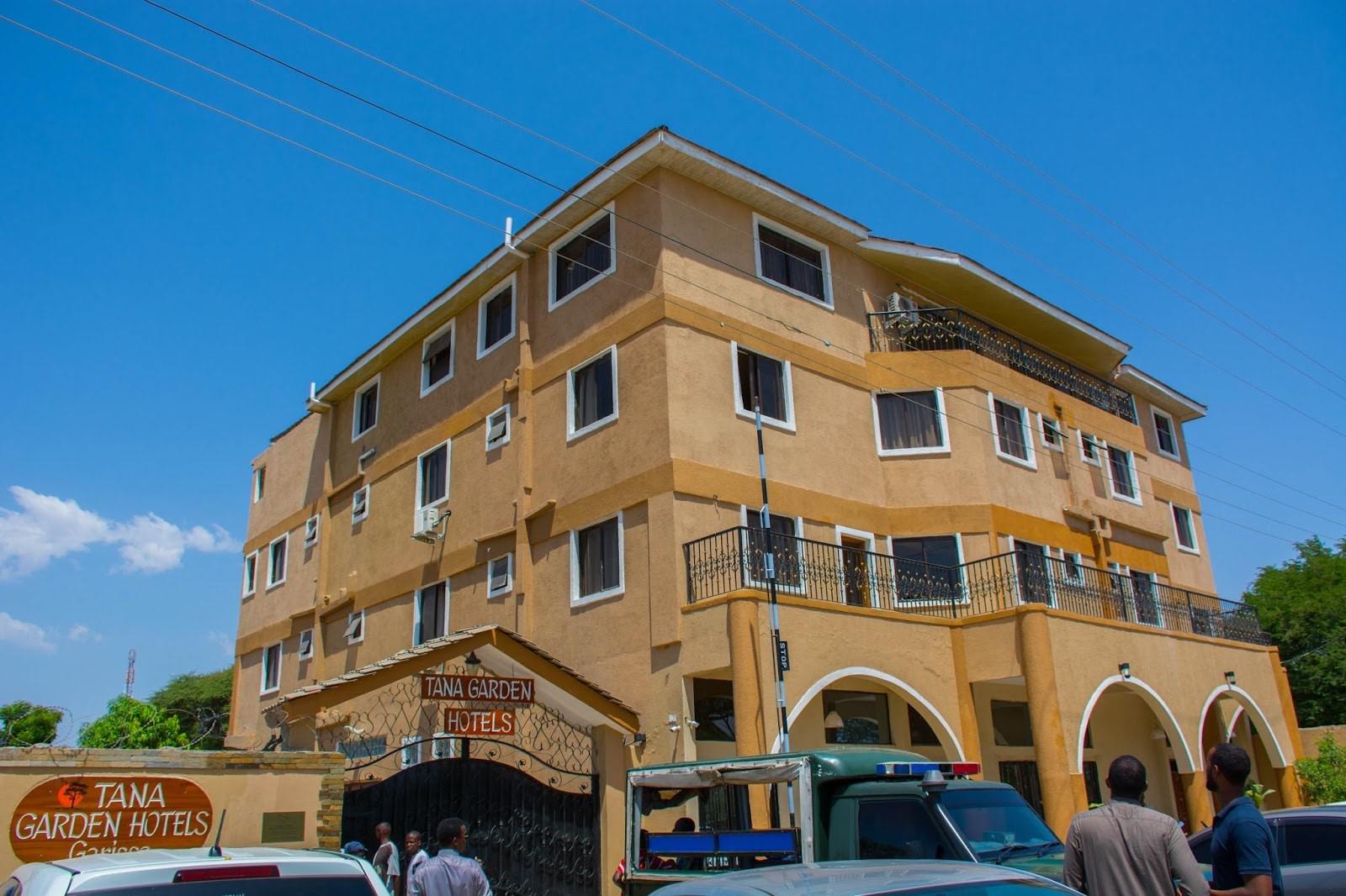 Aakphotography : Tana Garden Hotels New Hotel in Garissa County a ...