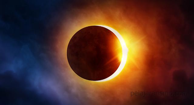 Rangkuman Materi Sistem Tata Surya, Planet, Gerakan Bumi, Gerakan Bulan, dan Pengaruh Gerakan Bumi dan Bulan IPA SMP Lengkap