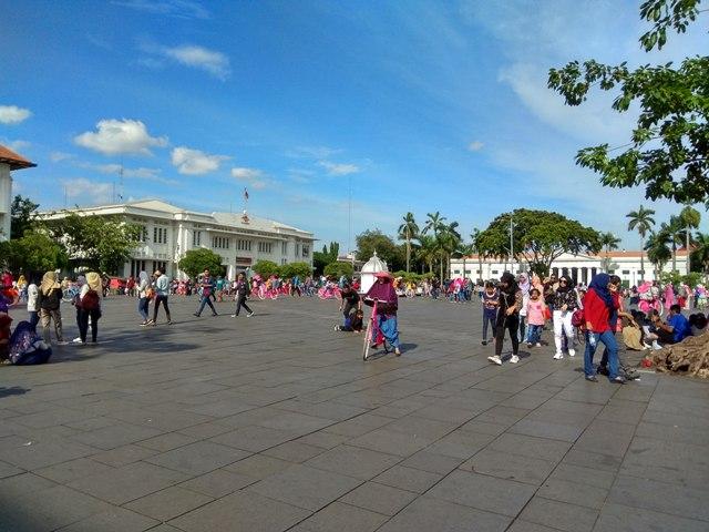 Kota Tua Objek Wisata Sejarah Lengkap Jakarta