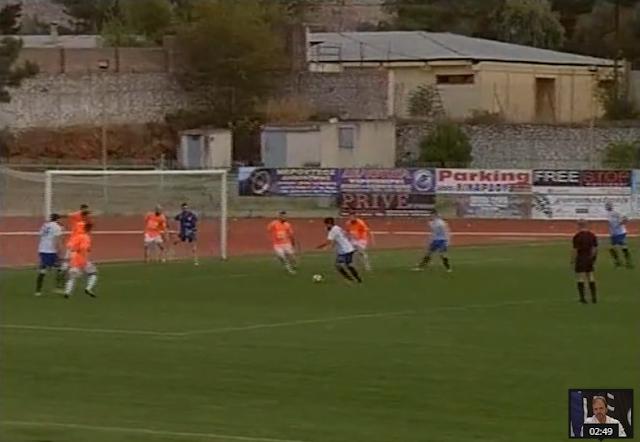 Τα γκολ και οι φάσεις του αγώνα Α.Ο. Χαλκίς - Παναργειακός (βίντεο)