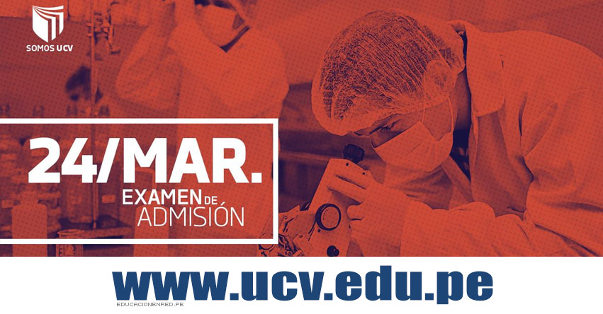 Resultados UCV 2019-1 Fase D (Domingo 24 Marzo - Prueba de Aptitud) Lista de Ingresantes - Examen de Admisión - Examen de Ganadores - Universidad César Vallejo - www.ucv.edu.pe