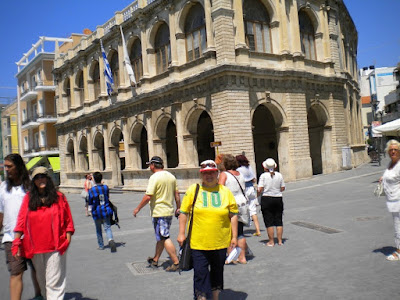 Palatul din Knossos (Creta 2010)