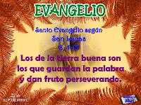 Resultado de imagen para En aquel tiempo, se le juntaba a Jesús mucha gente y, al pasar por los pueblos, otros se iban añadiendo.